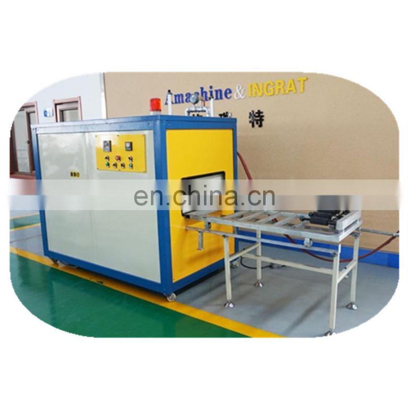 MWJM-01 aluminum door and window machine wood grain transfer machine Image