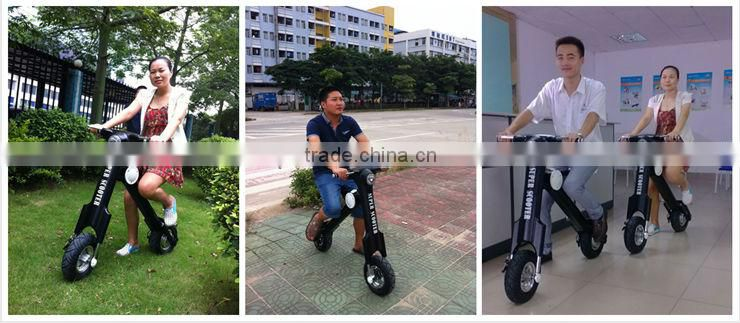 2016 2 wheel best electric scooter for adults for sale with Lithium Battery Aluminum CE/FCC/DOT Certified electric bicycle