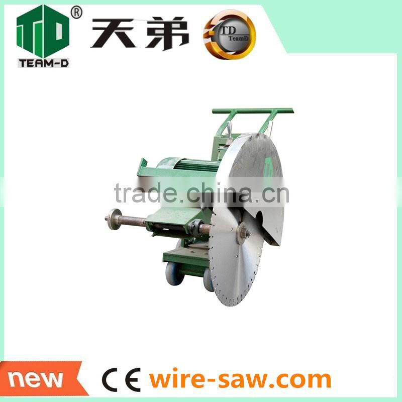 Electric Concrete Floor Cutting Machine,Drum for Road Cutter Machine,Diamond Wire for Cutting Image