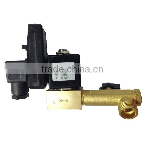 drain valve with timer for screw air compressor
