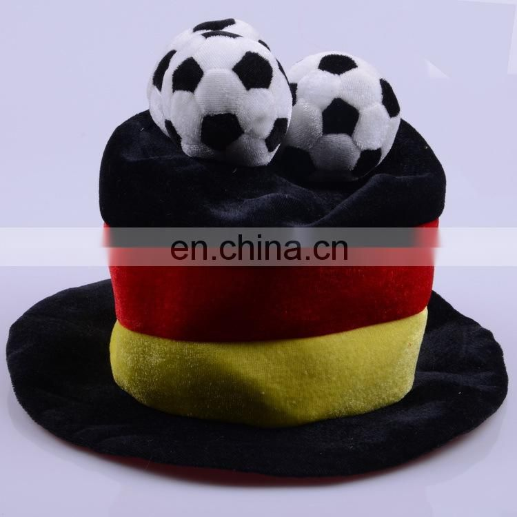 Factory direct sell2018 world cup Germany football hat football fan hat