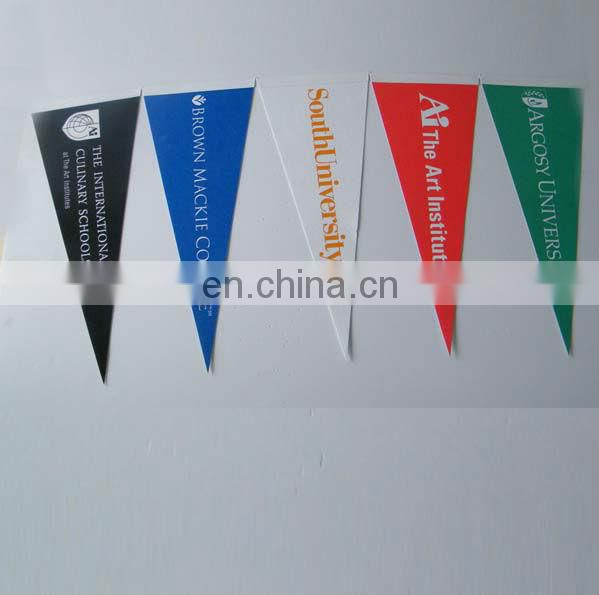 Wholesale Custom Triangle Flags and Banners