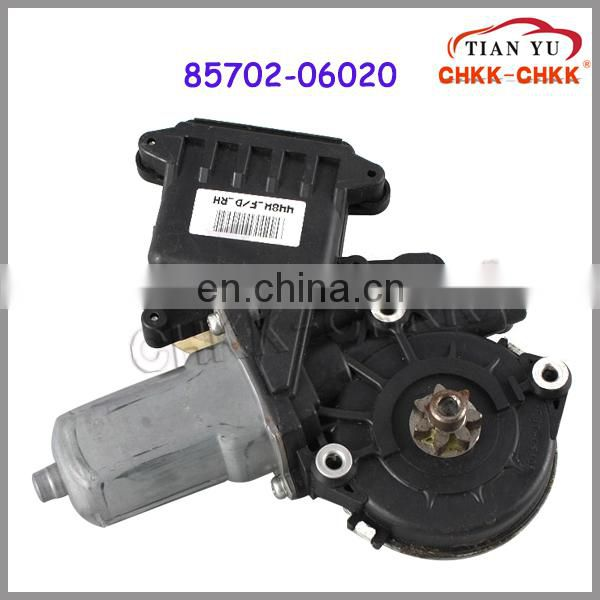 Power window motor OEM 85702-06020