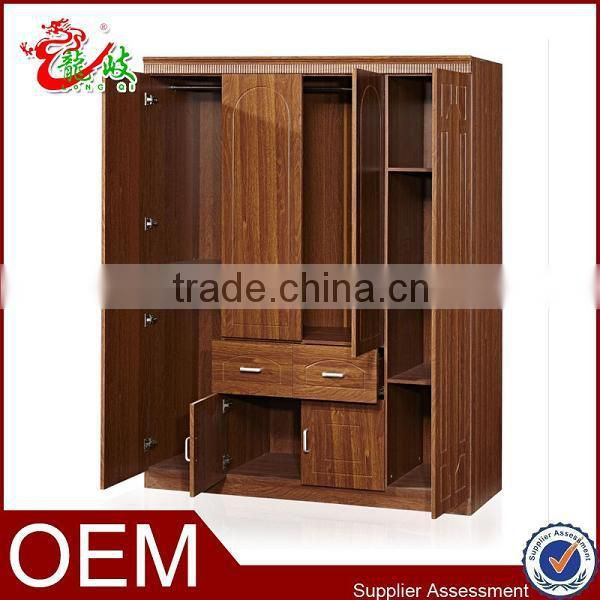 factory outlets wardrobe closet bedroom furniture garderobe FC403