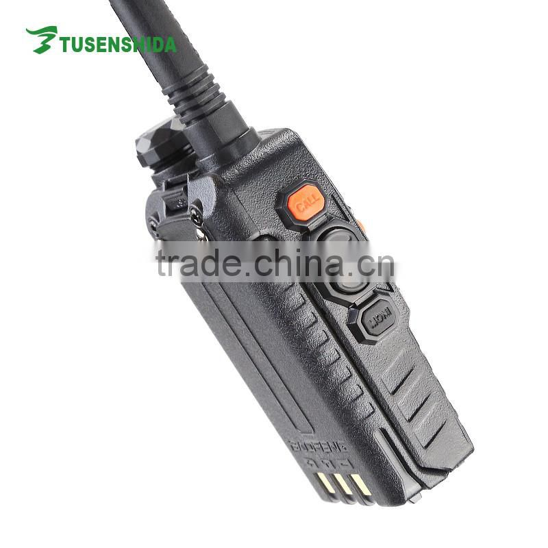 Long Distance BaoFeng UV-5RD Walkie Talkie 5W 128CH UHF + VHF DTMF VOX Dual Band Dual Frequency FM Radio Two Way Radio