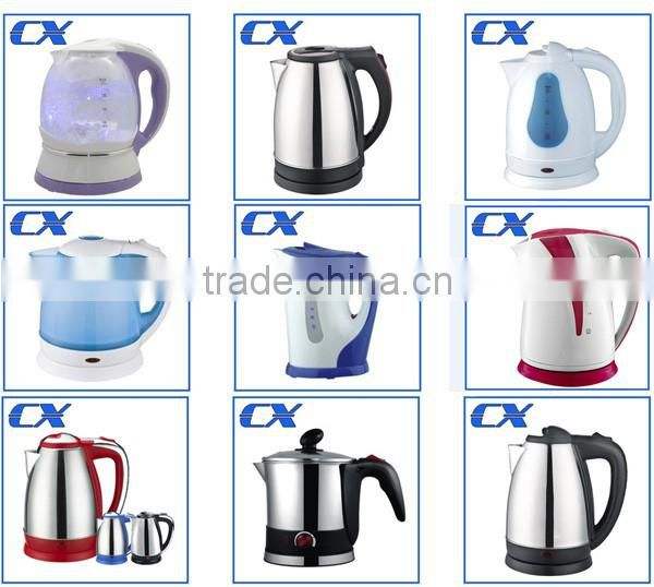 1.5L Multifunctional Electric Noodle Kettle With Thermal Switch