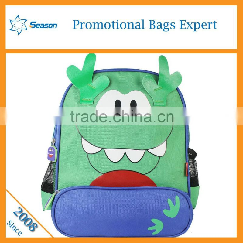 Wholesale kids school bag animal backpack picture of school bag