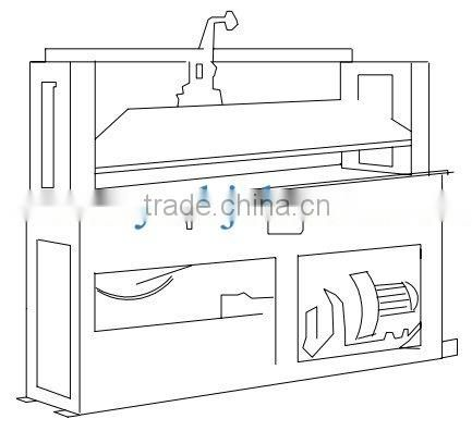 die cutting machine for shoes