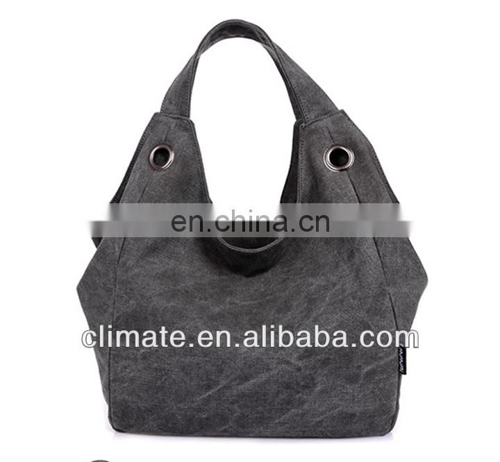 100% Canvas bag for women