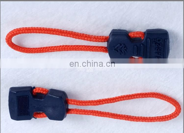 New Design Fashion Rope Zipper Puller with Logo LR10011