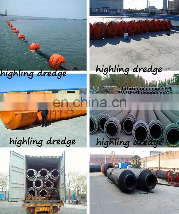 2017 sand cutter suction dredger,dredger for construction ,port dredging machinery