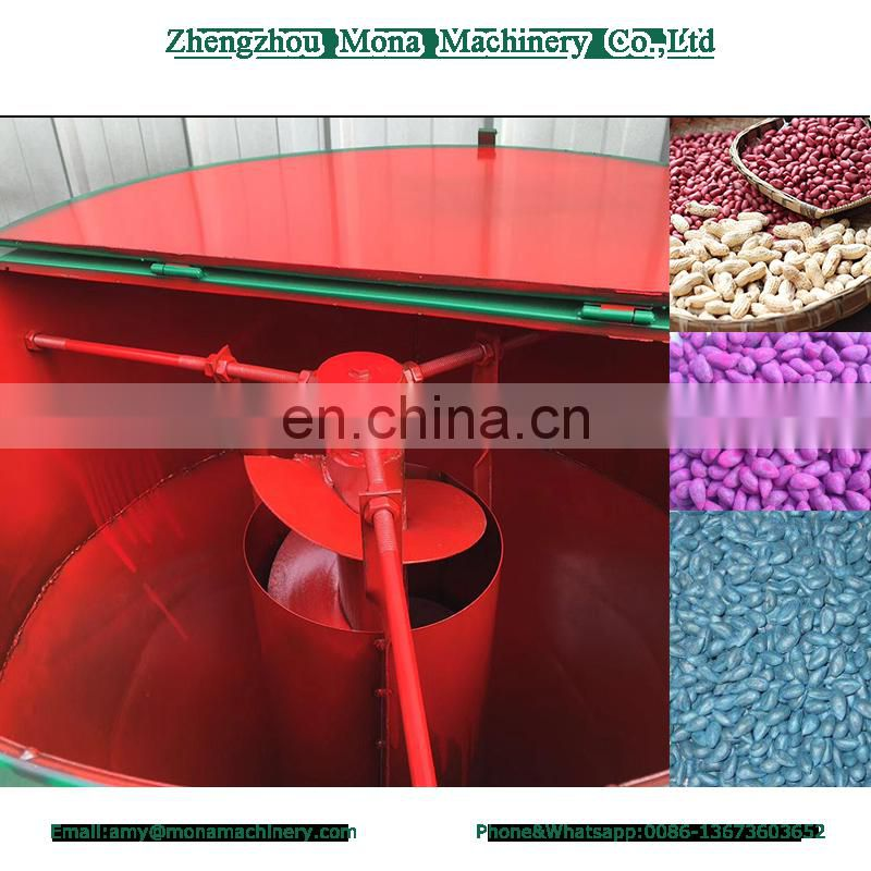 Wheat seed coater/Peanut seed coating machine