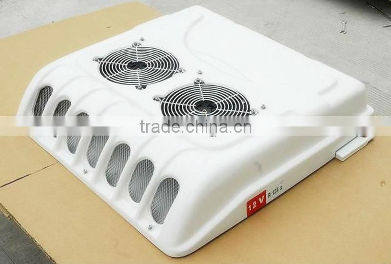 Kt 06 Roof Mounted 12 24 Volt Tractor Cab Air Conditioner