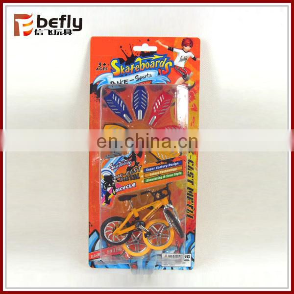 Table decoration alloy mini bicycle toy for sale