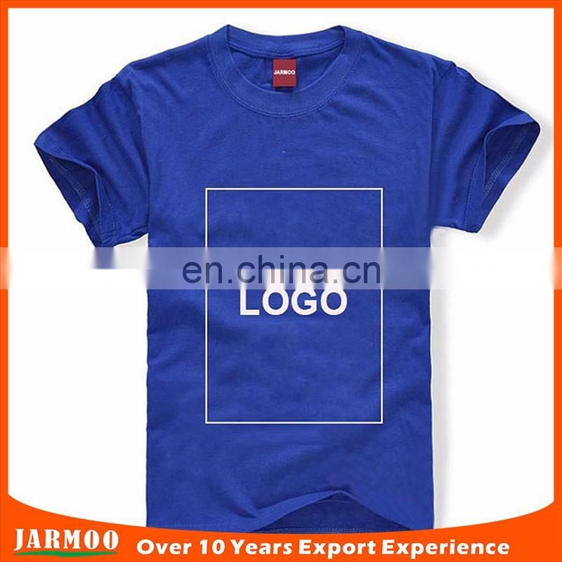 wholesale customized fashion 100%cotton long line t shirt men