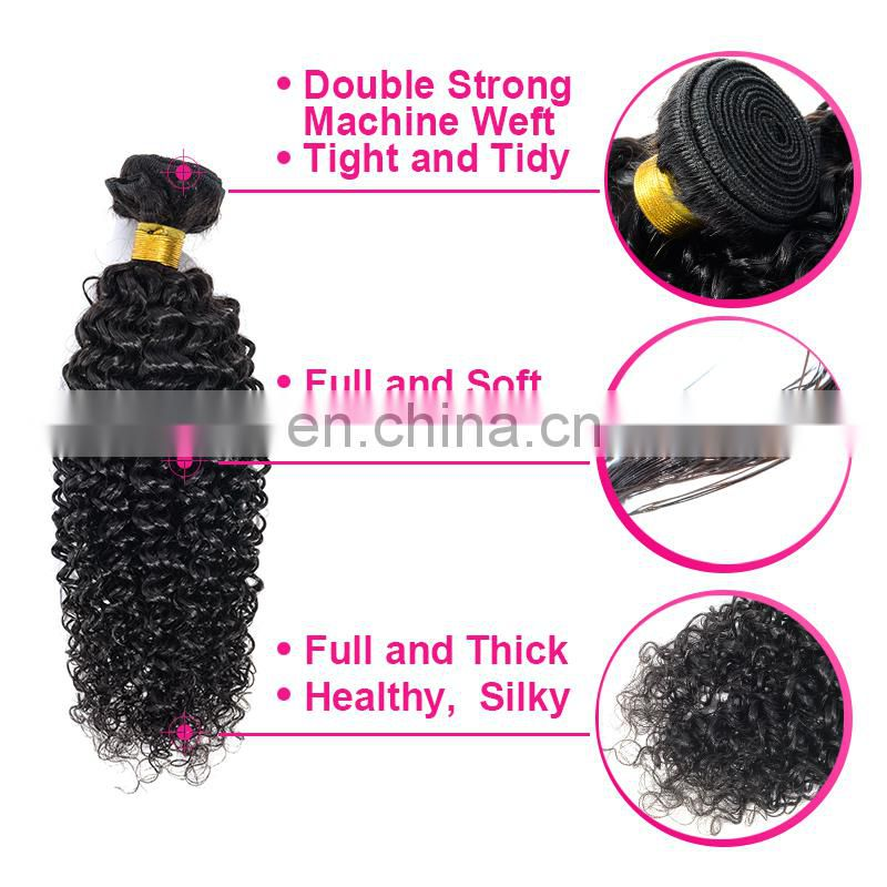 New arrival! Super quality kinky curly hair weft remy human hair, hot selling brazilian hair