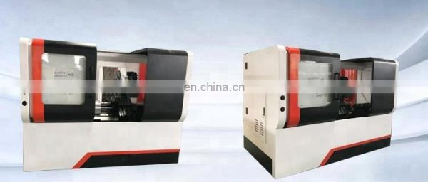 China Supplier Horizontal Cnc Lathe Machine CK40L Image