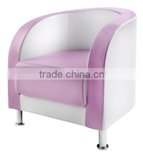 2015 Beautifui designed hair salon waiting chair