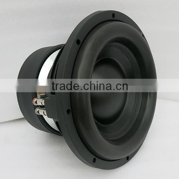 Made in China Subwoofer for cars RMS 3000w with huge Motor SPL subwoofer