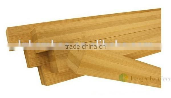 4x4ft Carbonized Color bamboo cutting board shower panel fiber wall panel