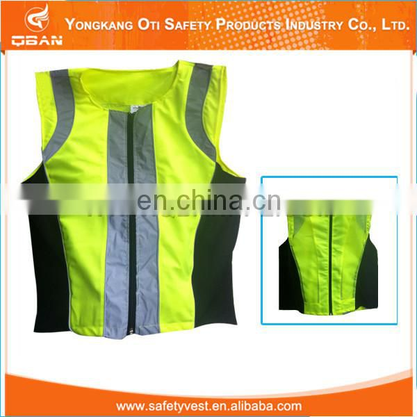 special designed protective safety custom motorcycle vest