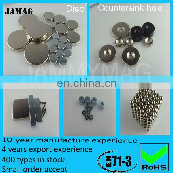 JMD reliable magnetic buttons for clothing