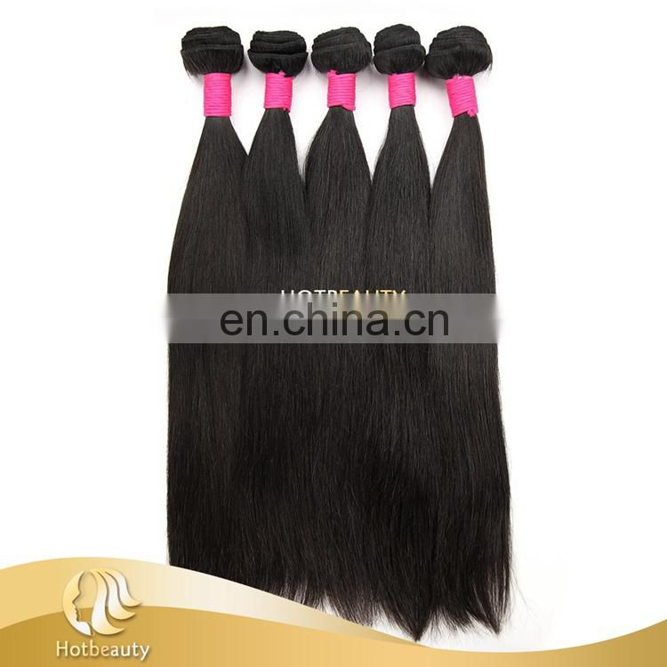 Peruvian 8a grade cheap price natural wave and straight humen cuticle aligned hair