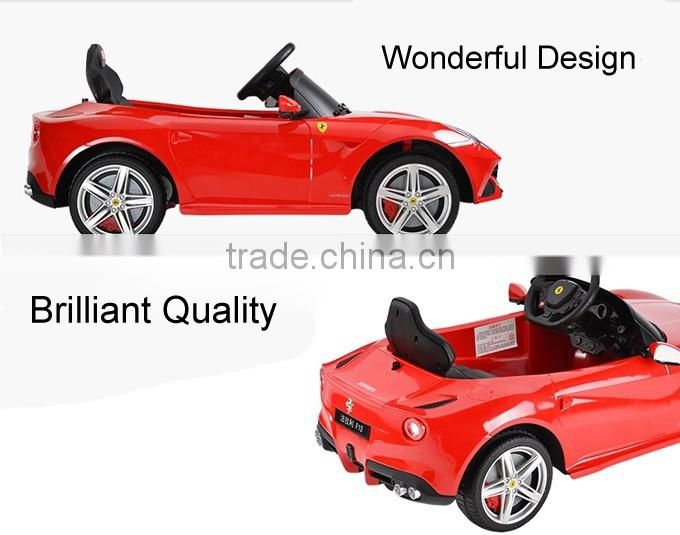unique models ride on toy style kids car 12V electric ride on car