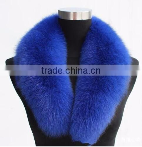BBG-H-22 Wholesale Soft Natural Color Cheap Fox Fur Trim
