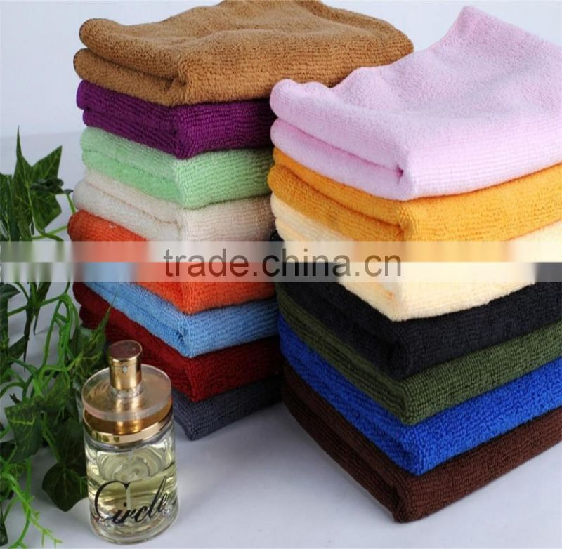 Cheap Microfiber Towel Car Cleaning Microfiber Sports Towel