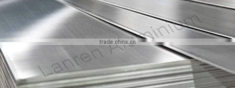 Alloy 5052 5754 5083 aluminum sheet/plate for ceiling/machinery manufacturing industry