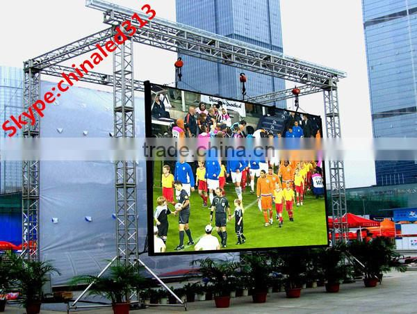 new tech Die Casting Aluminum Indoor Rental LED Display Screen P3, P4, P5, P6 SMD super thin LED x video wall panel