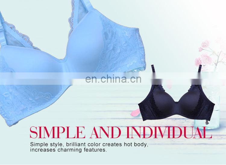 Wholesale Top Material Sexy Lady Spandex Big Women Sexy Bra