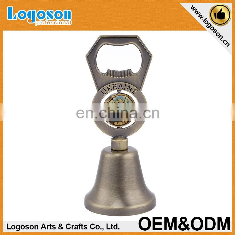Top quality custom design metal United Kingdom country cities souvenir antique bell
