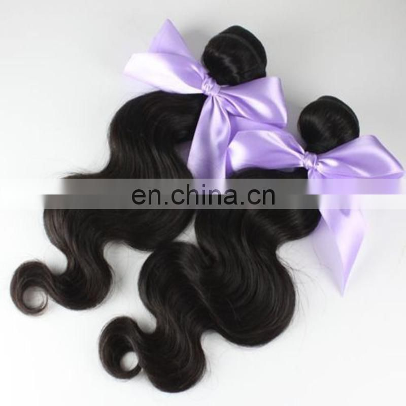 Hot sale virgin asian hair weave