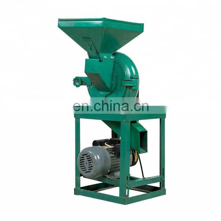 mini family use fine powder wheat grinder 0086-13676938131 Image