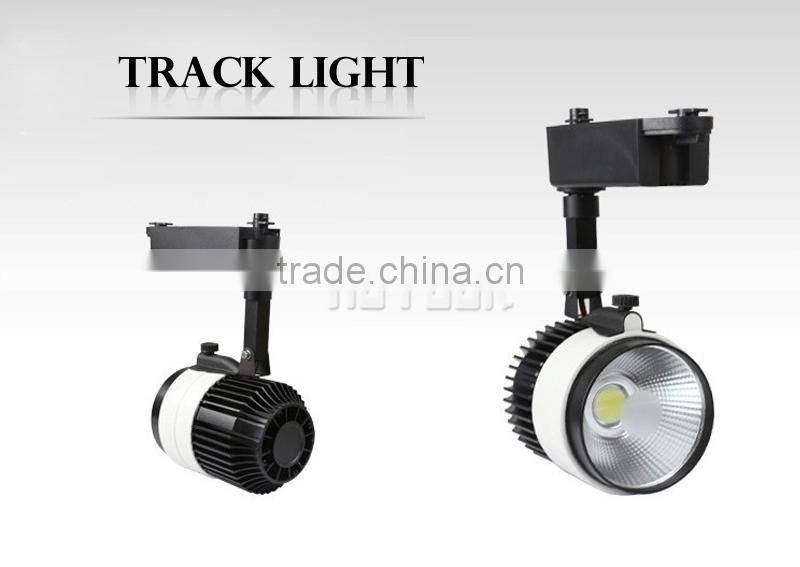 3Wire Dimmable 30w cob led track light