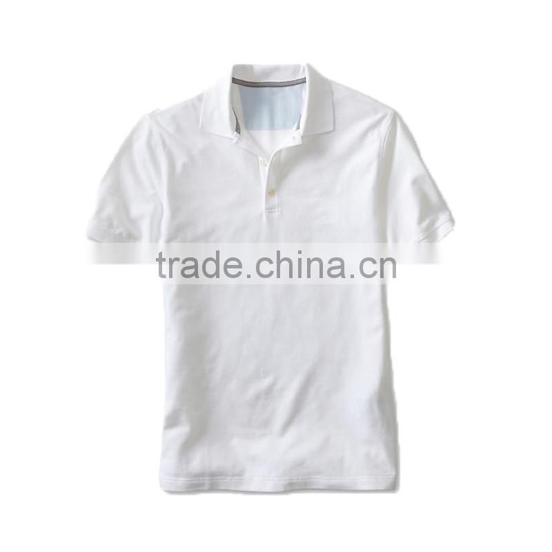 China alibaba wholesale custom men's balck short sleeve polo shirt