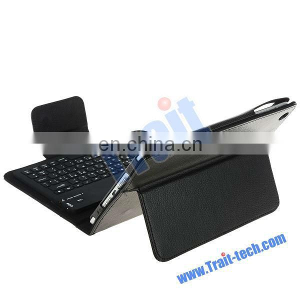 Bluetooth Arabic Keyboard Case for iPad Mini
