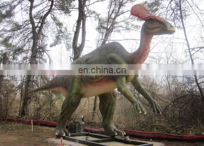 amusement park equipment dinosaur