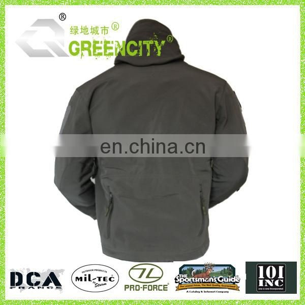 Tactical Uniforms Military Soft Outdoor Jacket
