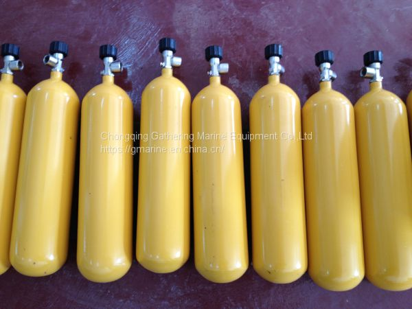 Hot Sale Cheap Spare Gas Cylinder for Air Breathing Apparatus Image