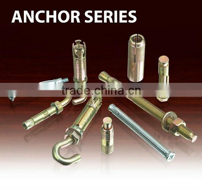 nylon slight sleeve anchor with screw