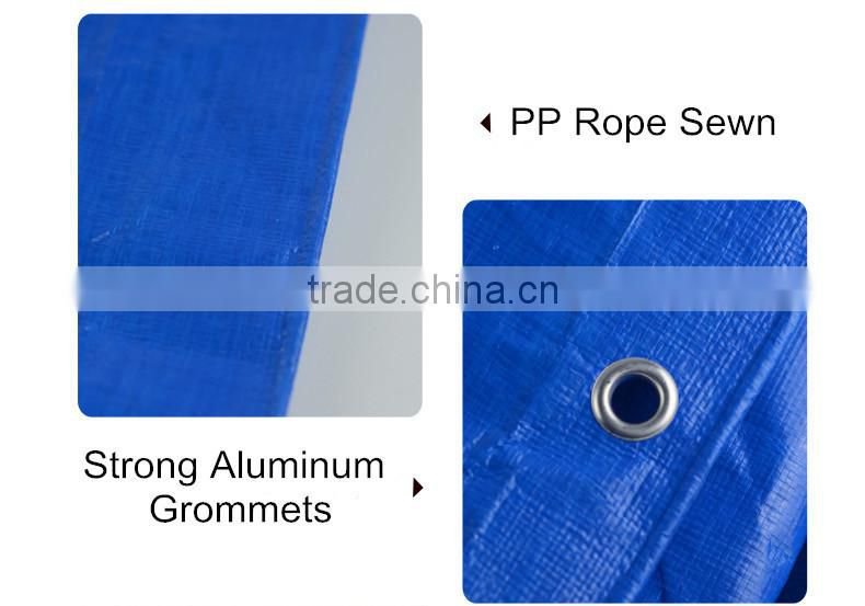 Lowest price High quality virgin material PE tarp, waterproof PE tarp