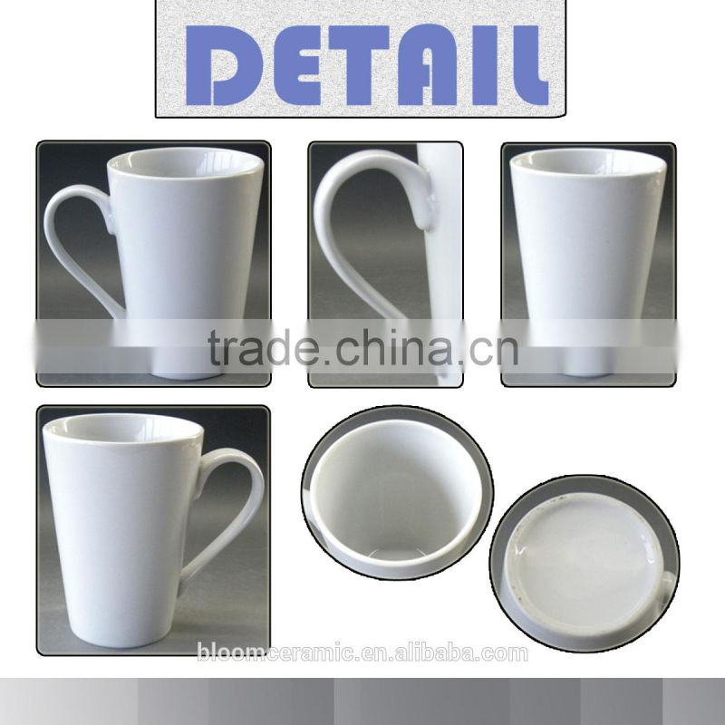 2014 Hot selling porcelain tea cups