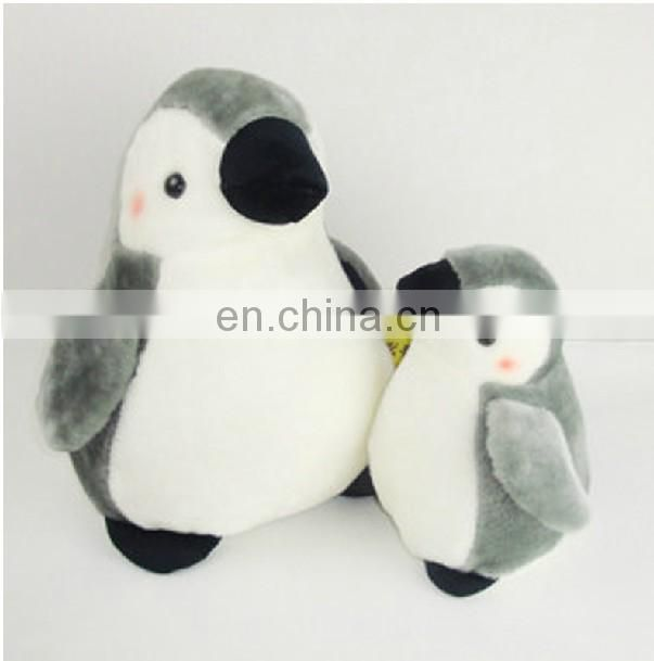 Suppling high quality soft plush penguin toys
