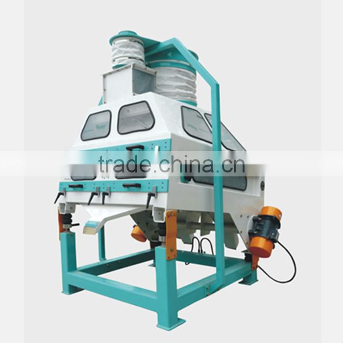 High quality grain destoner with price for grain cleaning