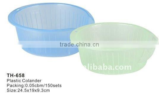 plastic sink colander(TH1266)