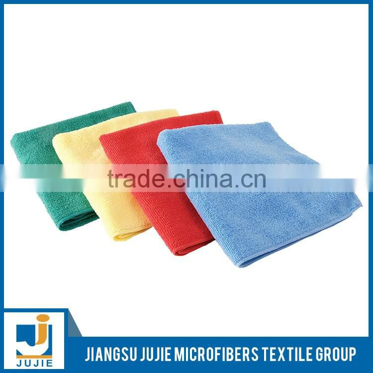 Eco-friendly reclaimed material microfiber car cleaning towel