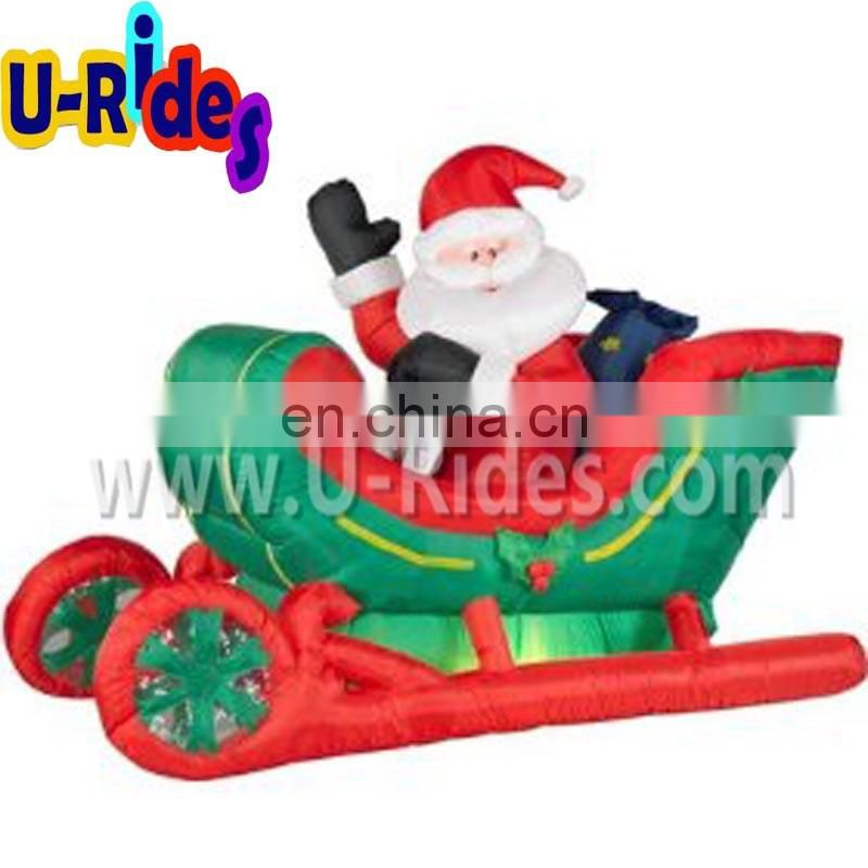 inflatable christmas yard decorations